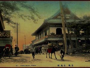 1907年頃の外観